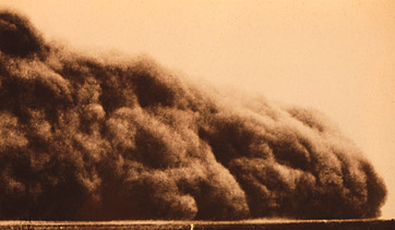 an overview of the infamous dust bowl in the united states